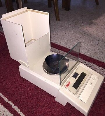 OHAUS TS120S Digital Electronic Precision Analytical Balance Scale, 120g