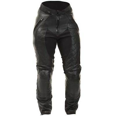 RST Madison 2 II Ladies Womens Touring Leather Motorcycle Trousers All Sizes
