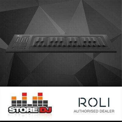 Roli Seaboard Rise 25 5D Touch Multi-Dimensional Keyboard Controller