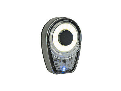Moon Ring USB Rechargeable Front LED Cycle Light RRP £23.99