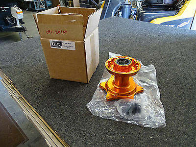 TCR Front Wheel Hub KTM Orange 125 250 300 350 450 525  SX SXF 07-16