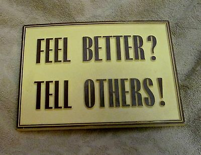 Set of 4 Chiropractic office signs.
