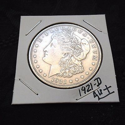 1921-D   Morgan Silver Dollar  But You Be The Judge