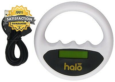Halo Missing Pet Microchip Scanner, White, Animal Identification
