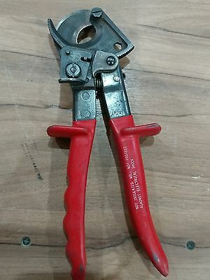 Klein Tools 63060 Cable Cutters *Used* Made in Germany. Free Priority Shipping