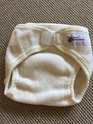 Baby Beehind Wool Cover (night nappy)