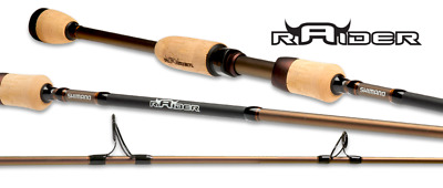 Shimano Raider 601 Native Baitcast Rod