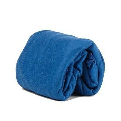 Sea to Summit Pocket Towel X-Large Cobalt Microfibre Fast Drying Light Weight