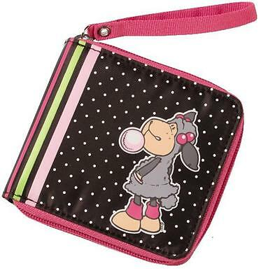 Nici 32881 - Wallet Jolly Lucy Mackie Nylon, Grey/Pink wallet Purse