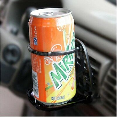 Universal Foldable Car Air Vent Mount Beverage Drink Cup Bottle Can Holder Stand