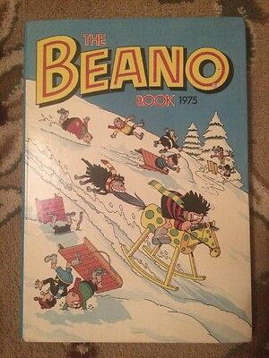 Beano Annual 1975 Nearmint Condition Fast Delivery