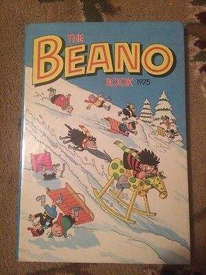 Beano Annual 1975 Nearmint Condition Quick Delivery
