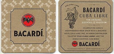 Bacardi Cocktail of Freedom Drink Coaster