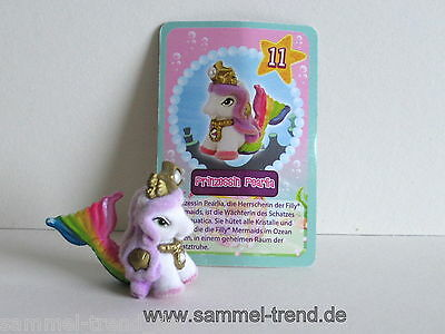 """Baby Filly Fairy:"""" Prinzessin Pearlia mit Karte """""""