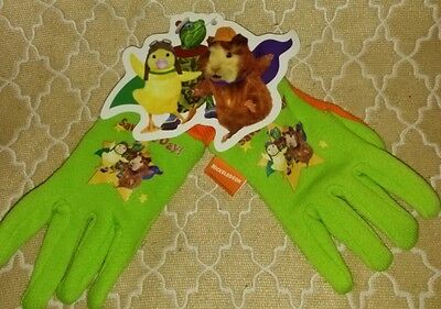 NEW NICKELODEON WONDER PETS KIDS GLOVES RARE age 2+