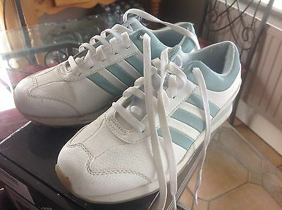 Adidas Ladies Golf Shoes Size 5 1/2