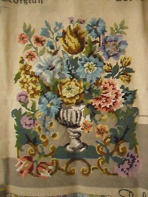Vintage PENELOPE  'Georgian' Tapestry Kit - unfinished