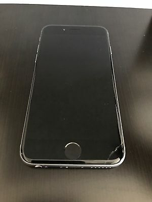 Apple iPhone 6 - 64GB - Space Gray (AT&T) Smartphone Bundle (Free case included)