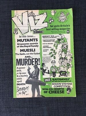 Viz comic early Issue no 25, released August 1987