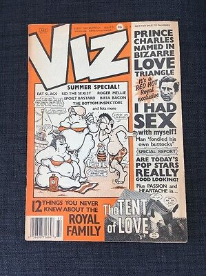 Viz comic early Issue no 37, released 1989