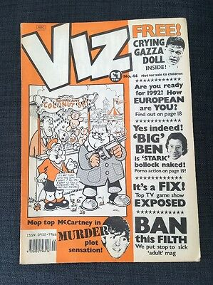 Viz comic early Issue no 44, released October 1990