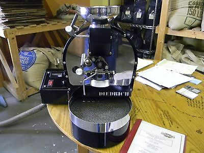 Diedrich HR-1 Coffee Roaster, home, commercial, sample