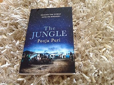 The Jungle - Pooja Puri (brand new and signed copy of the book)