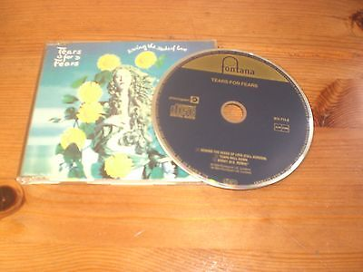 Tears For Fears Sowing The Seeds Of Love Used 1989 Cd Single.