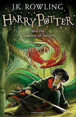 Harry Potter and the Chamber of Secrets 2/7 (Har - J.K. Rowling - New Paperback