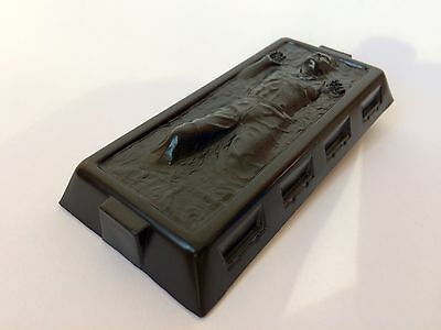 Vintage Star Wars Han Solo in Carbonite from Slave I (1980)