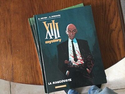 "Lot 2 ""Xlll mystery"" tomes 1 et 4 eo Dargaud"