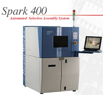 Beamworks Spark 400 Automated Laser Selective Solder Machine PCB SMT PC Board