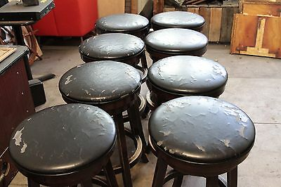 Bar stools. Used lot of 8