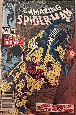 Amazing Spider-Man #265 1st Silver Sable VF/NM