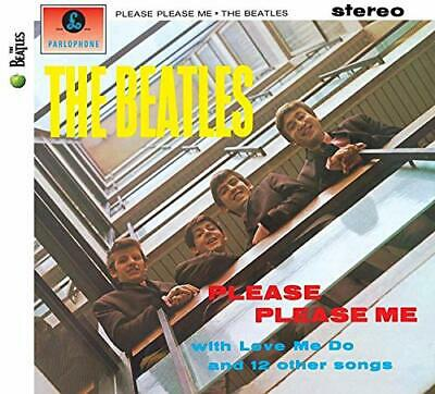 The Beatles - Please Please Me - The Beatles CD ROVG The Cheap Fast Free Post