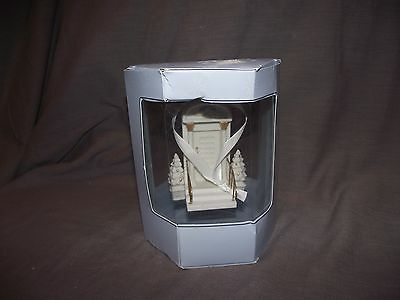 Wedgwood Our New Home Ornament with Box (Undated)