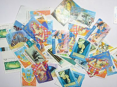 Australia 500 x 45 Cent Stamps Unfranked With Out Gum Face Value $225.00