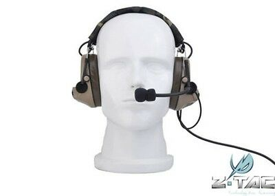 Z Tactical COMTAC II Noise Reduction Headset (DE) Z041-DE