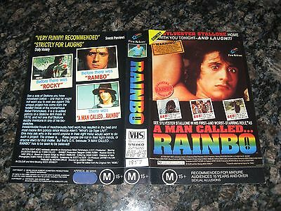 A Man Called Rainbo *very rare and hard to find*