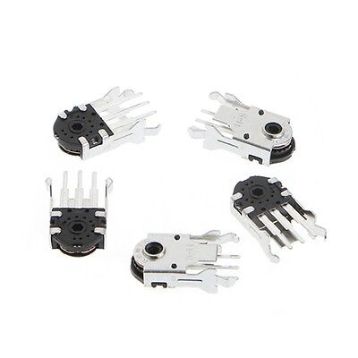 5Pcs of 11mm Mouse Encoder Scroll Wheel Repair Part Switch