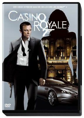 James Bond 007 - Casino Royale DVD  *HIT*