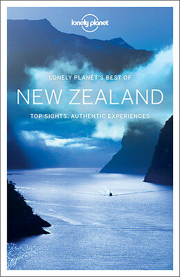 Lonely Planet Best of New Zealand Travel Guide 9781786571250 BRAND NEW PAPERBACK