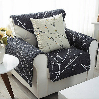 New Cotton Sofa Mat Anti-Slip Couch Pad Cover Slipcover Protector Home Decor
