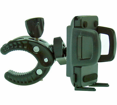 Deluxe Golf Trolley GPS Clamp Mount for Garmin Approach G6 G7 & G8