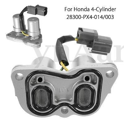 Auto Transmission Shift Control Lock up Solenoid For Honda 28300-PX4-014 / 003