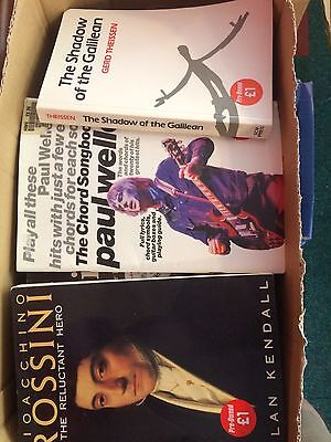 Job Lot Of Secondhand Books