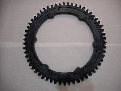 "Antique Wood Foundry Pattern Mold Gear Cog Big 22"" Industrial Machine Steampunk"
