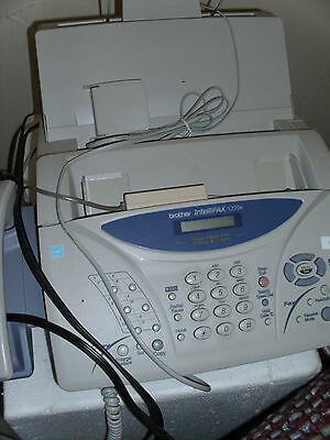 Brother PPF1270e IntelliFax Fax Machine / phone and copier all in one