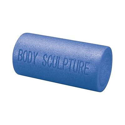 "Body Sculpture Foam Roller 12"" Short Self Massage Roll Physio Myofascial Release"