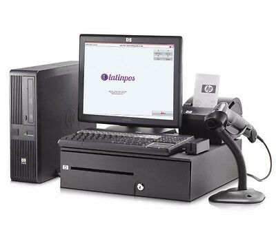 Retail Point of Sale POS System - NEW POS PERIPHERALS Only No PC
